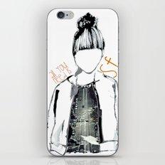 ALL U NEED IS SF iPhone & iPod Skin