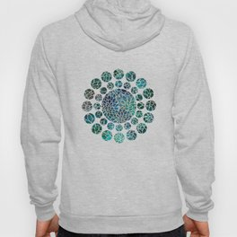 Floral Abstract 4 Hoody