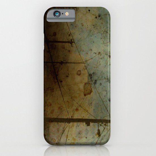 The Skies Grew Darker (It Made Our Hearts Seem Lighter) iPhone & iPod Case