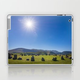 Castlerigg Stone Circle in English Lake District Laptop & iPad Skin