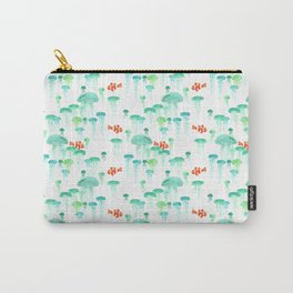 Jellie Pattern Carry-All Pouch