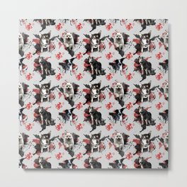 Year of the Dog Metal Print