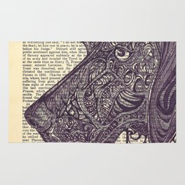 Catahoula Doodle Rug