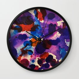 The Sweeter the Juice Wall Clock