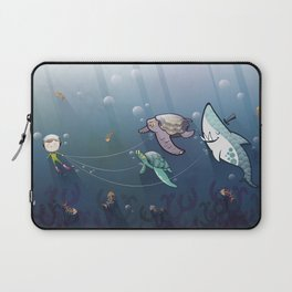 Looking for new friends Laptop Sleeve