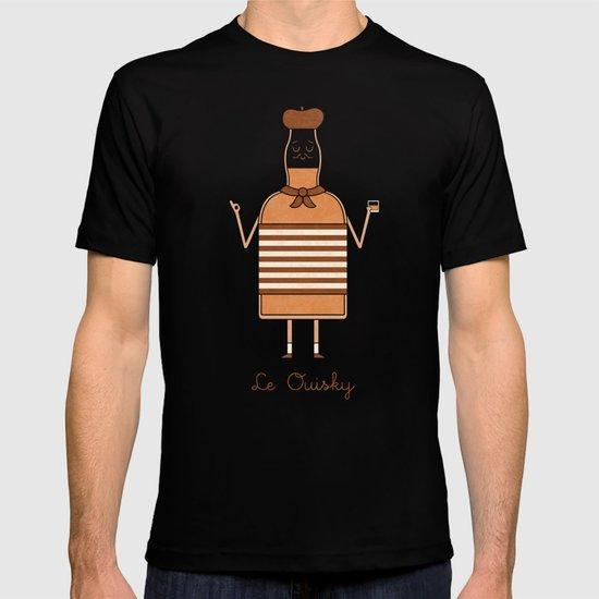 Le Ouisky T-shirt