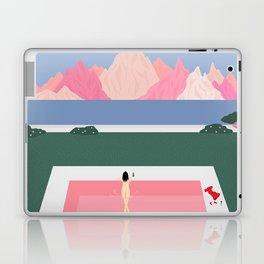 Poolside Views Laptop & iPad Skin