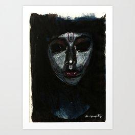Kali Angelica Art Print