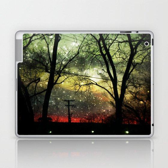 Tangle Laptop & iPad Skin