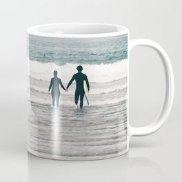 surf love Coffee Mug
