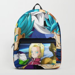 Vegeta Dragon Ball Backpack
