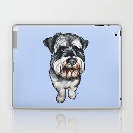 Barney the Miniature Schnauzer Laptop & iPad Skin