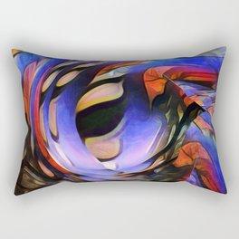 Movements Of A Visionary Rectangular Pillow