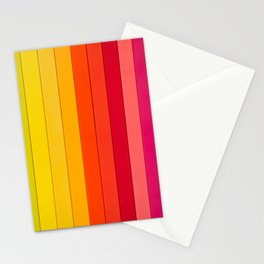 Colors Rainbow 90 Stationery Cards