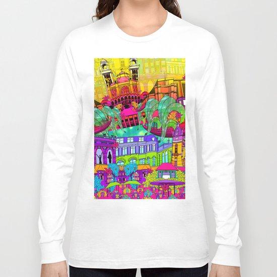 I Heart Paris Long Sleeve T-shirt