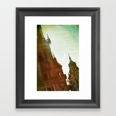 Le Palais des Songes Framed Art Print
