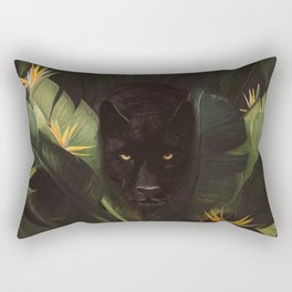 Hello Panther! Rectangular Pillow