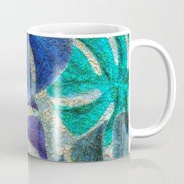 Pretty Leaves 6A Coffee Mug