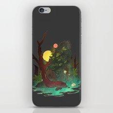 Headless Hunter iPhone & iPod Skin