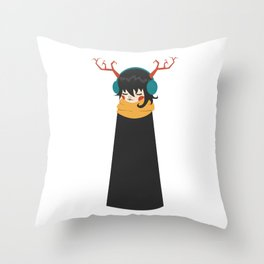 Nil Throw Pillow