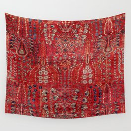 Sultanabad Arak West Persian Rug Print Wall Tapestry