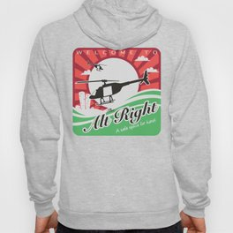 Welcome to the Alt Right Hoody