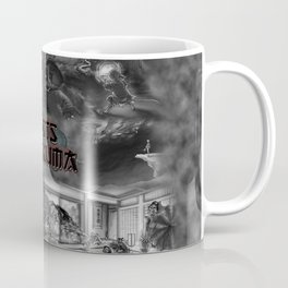 Mists of Akuma Collage (Sara Shijo) Coffee Mug