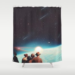 We Have Been Promised Eternity Shower Curtain
