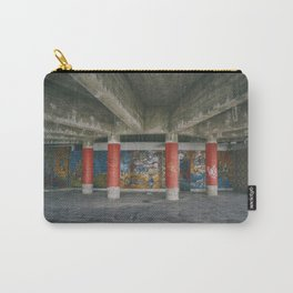 Panoramic Restaurant of Monsanto Carry-All Pouch