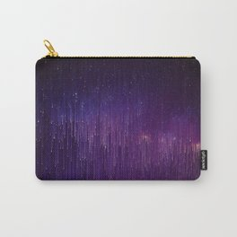 STARFIELD TIME COLLAPSE I Carry-All Pouch