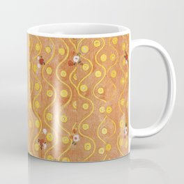 Beethoven Frieze by Gustav Klimt Coffee Mug