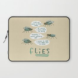 fLIES Laptop Sleeve