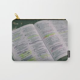 Psalms Carry-All Pouch