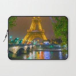 Eiffel Tower Laptop Sleeve