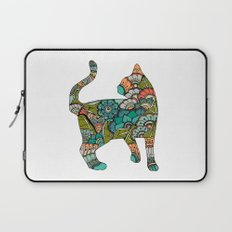 Vegetarian cat Laptop Sleeve