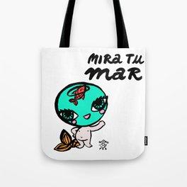 Babypez Tote Bag