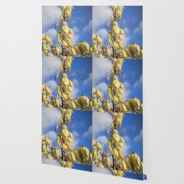 Yellow Blooms Wallpaper