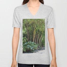 Palm Grove Unisex V-Neck