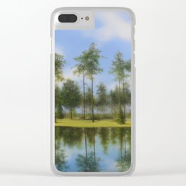 Exploring the Farm Clear iPhone Case