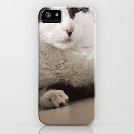 Margo - closeup iPhone Case