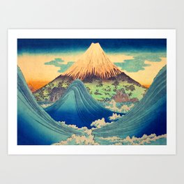 From the Eastern Borders with Love Art Print