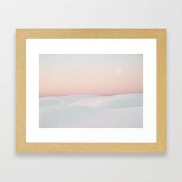 In Sand, Life Framed Art Print