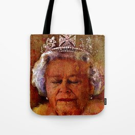 Royal Break Tote Bag