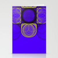 lee pace Stationery Cards featuring spirals pace by Gaspart