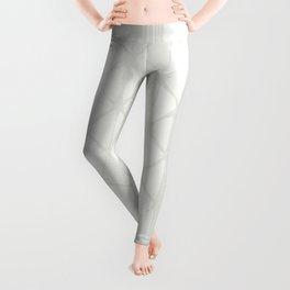 Simply Braided Chevron Lunar Gray Leggings