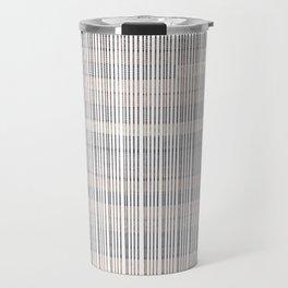 Curtain of Diamonds Version 4 Travel Mug