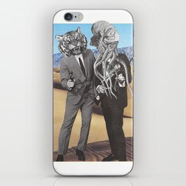They Made Us Detectives (1979) iPhone Skin