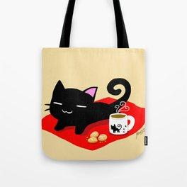 Jiji Tea Time Tote Bag