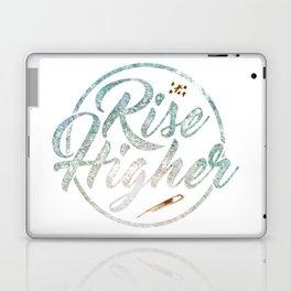 Rise Higher Shooting Star Laptop & iPad Skin