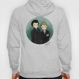 Sherlock & Watson Hoody